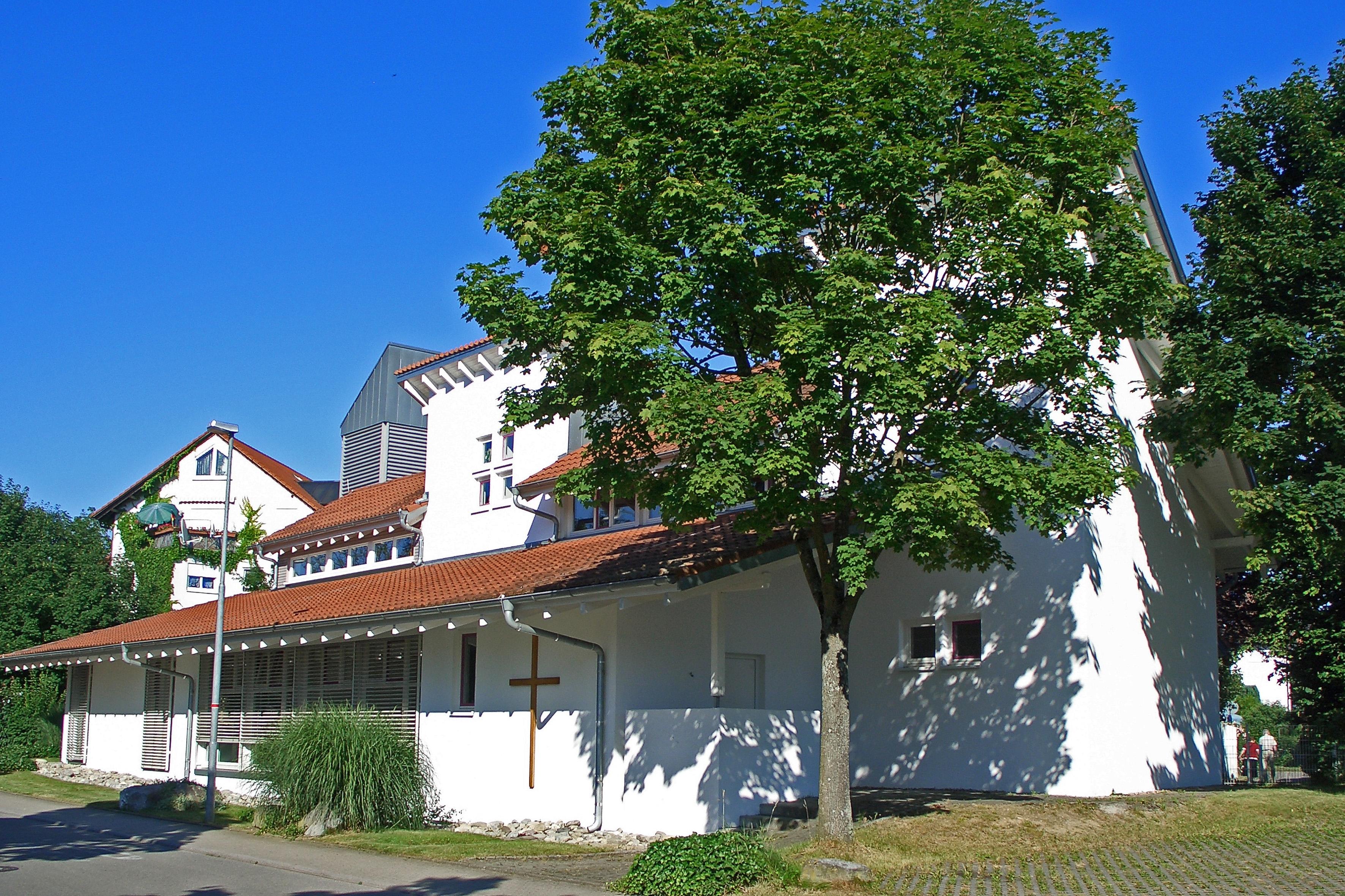 Evangelische Kirche in Oberuhldingen