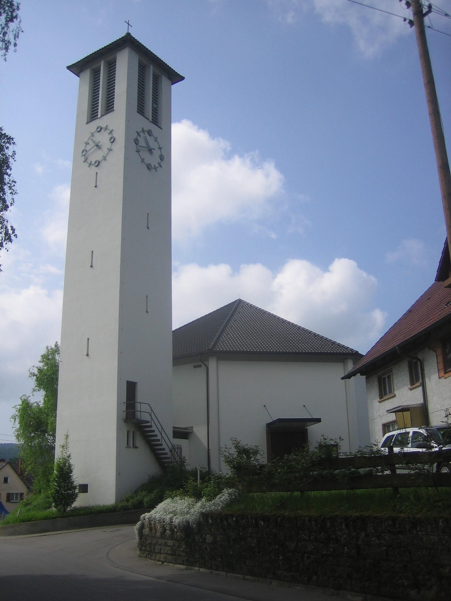 Kirche Mühlhofen
