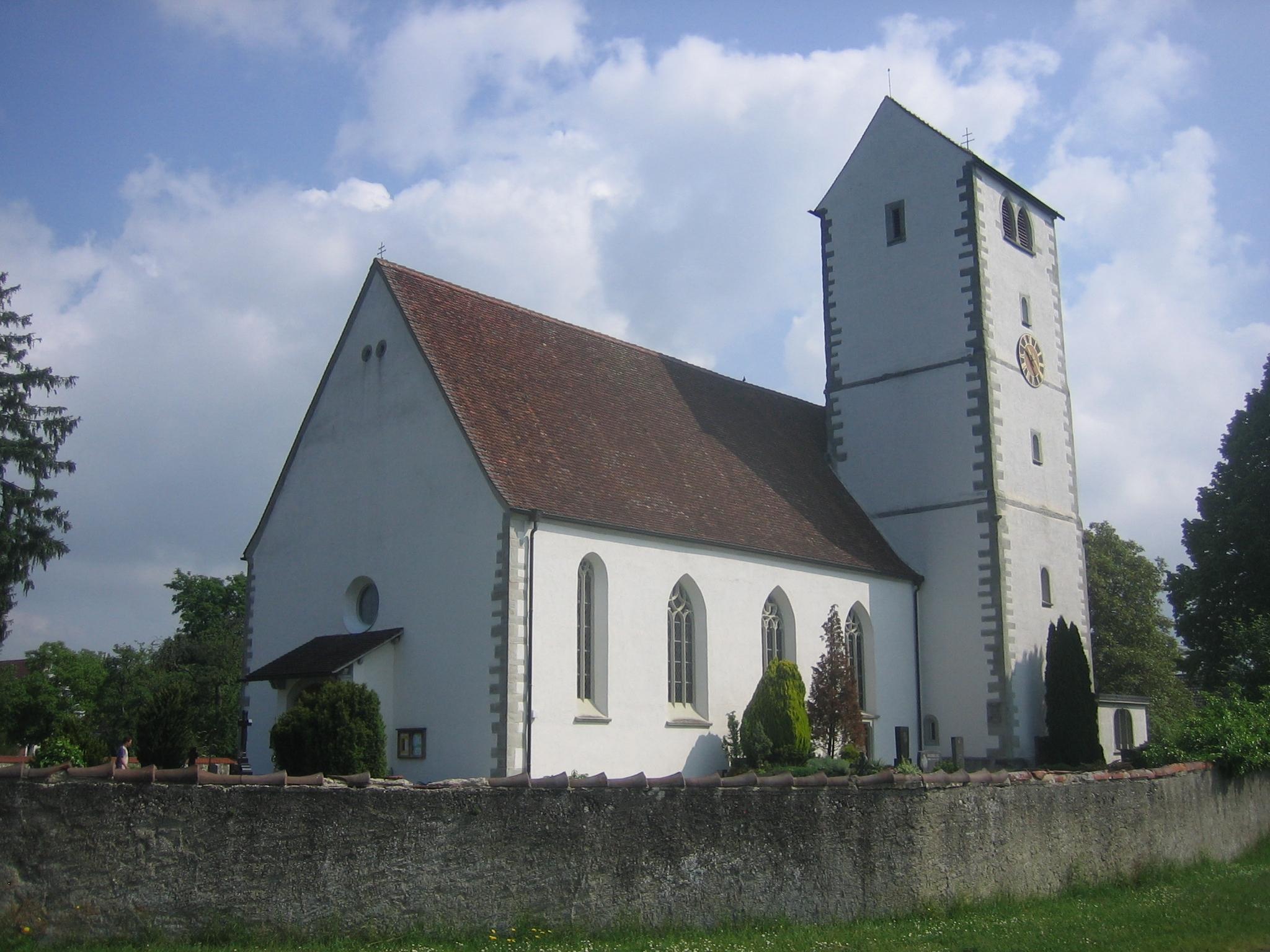 Kirche in Seefelden