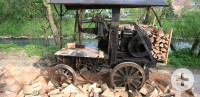 Historische Holzsägetage