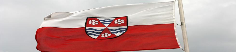 Flagge der Gemeinde