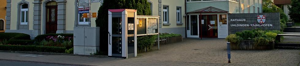 Rathaus in Oberuhldingen