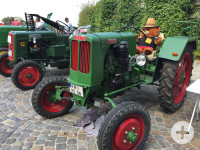 Traktoren von klein bis gross