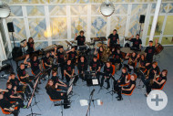 Juniorband der Musikschule