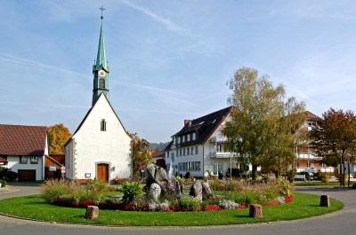 Kapelle in Unteruhldingen