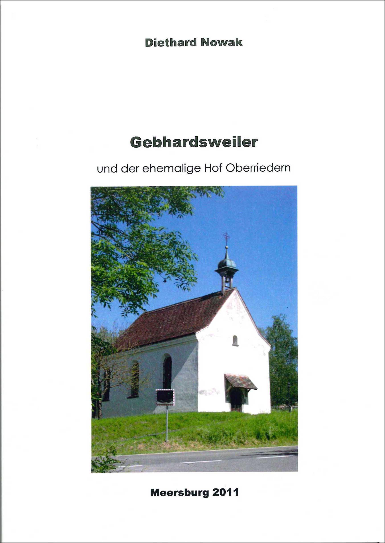 Buchvorderseite mit Kleiner Kirche im Grünen
