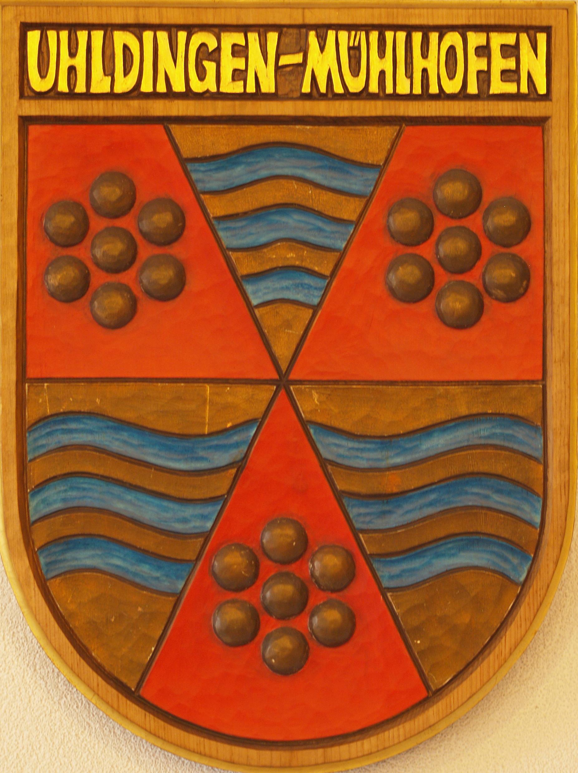 Wappen von Uhldingen-Mühlhofen