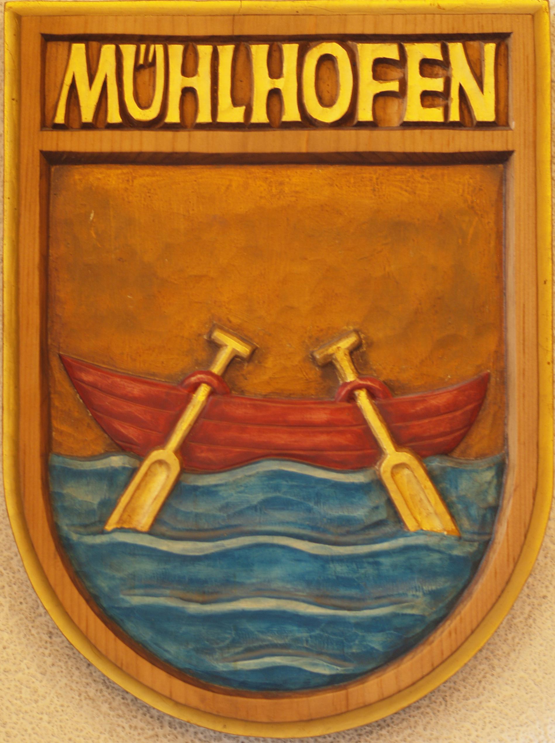 Wappen von Mühlhofen
