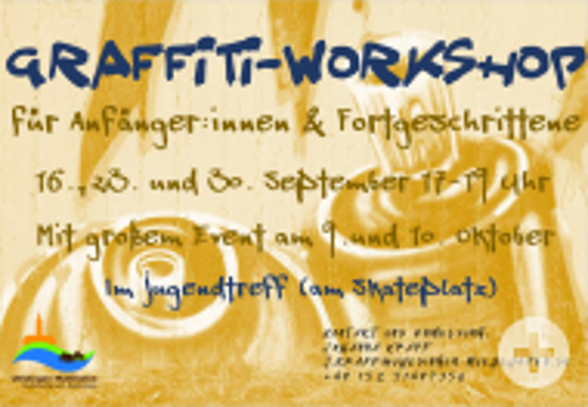 Graffitit-Workshop