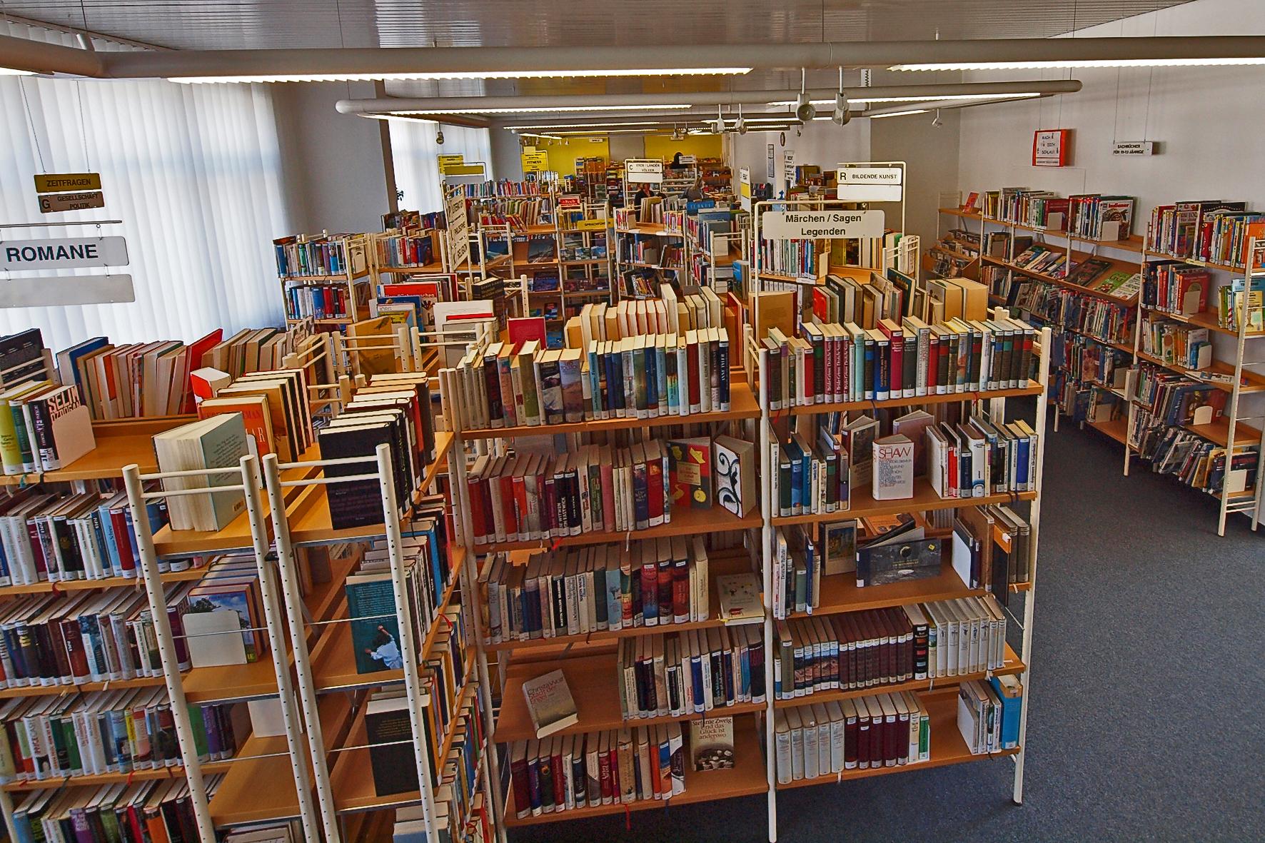 Gemeindebücherei Uhldingen-Mühlhofen